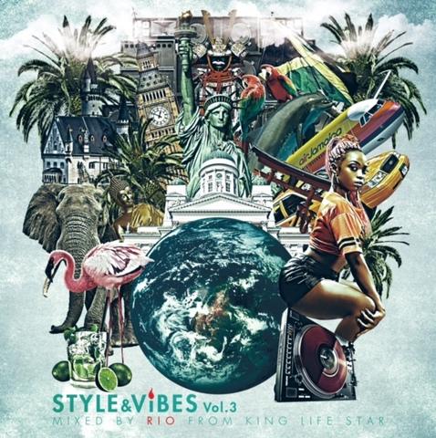 Style & Vibes vol.3 [CD]