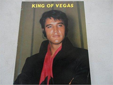 写真集『King Of Vegas 1969-1976』