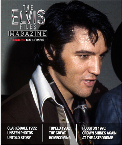 季刊写真誌『The Elvis Files Magazine』第23号