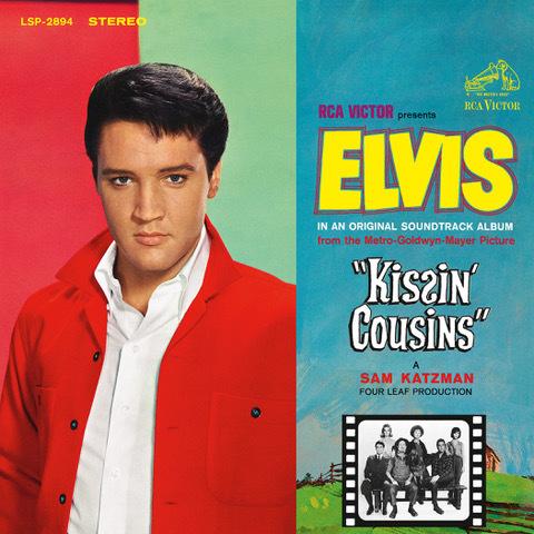 FTD-CD『Kissin' Cousins』(1-CD)