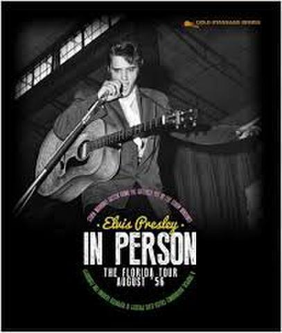 豪華写真集『Elvis In Person - The Florida Tour August '56』