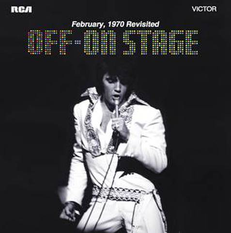 FTD-CD『Elvis : Off-On Stage』(1-CD)