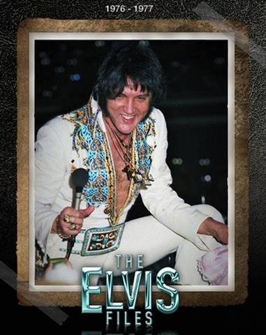 究極の写真集『The Elvis Files Vol.8』 (1976-1977)