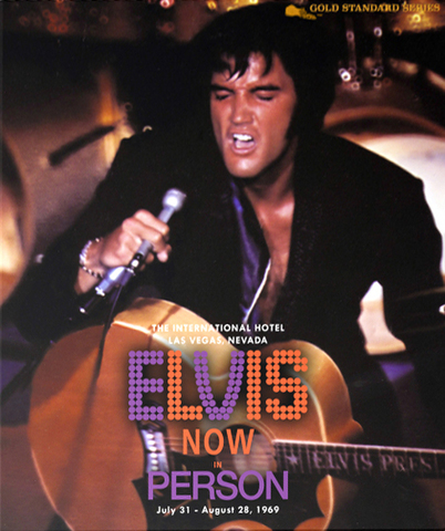 豪華写真集『Elvis Now In Person '69』
