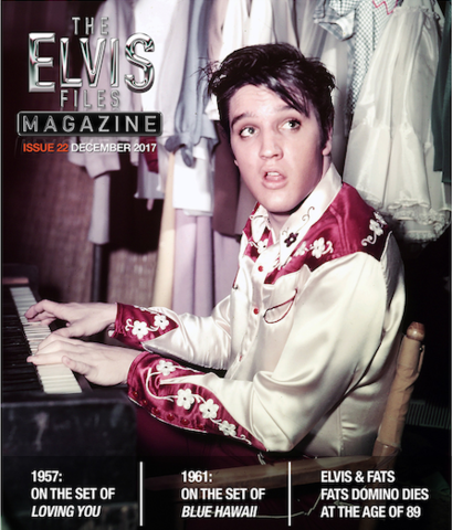 季刊写真誌『The Elvis Files Magazine』第22号