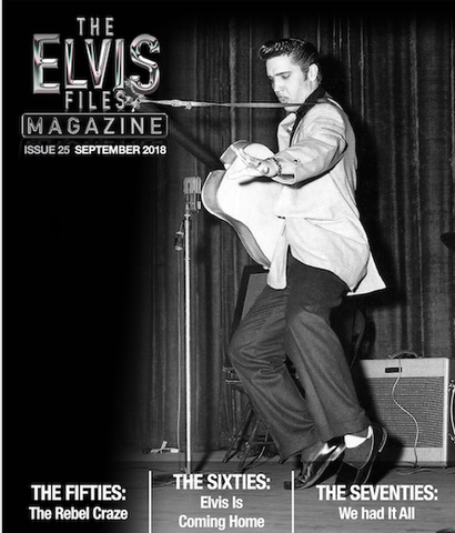 季刊写真誌『The Elvis Files Magazine』第25号