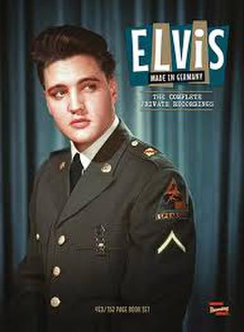 英MRS『Elvis : Made In Germany - The Complete Private Recordings』(4-CDs)