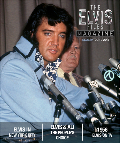 季刊写真誌『The Elvis Files Magazine』第24号