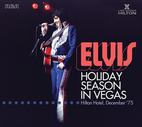 FTD-CD『Holiday Season In Vegas - Hilton Hotel '75』(2-CDs)