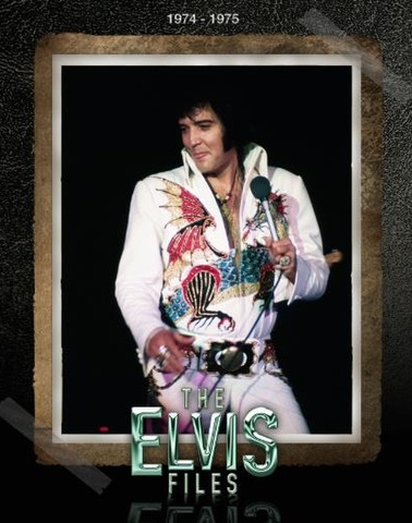 究極の写真集『The Elvis Files Vol.7』 (1974-1975)
