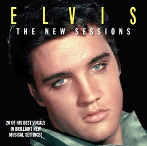 CD『Elvis: The New Sessions』