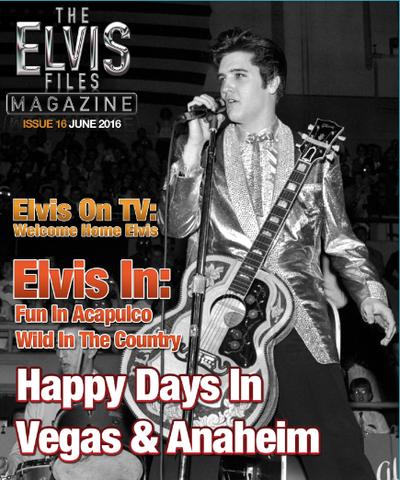 季刊写真誌『The Elvis Files Magazine』第16号