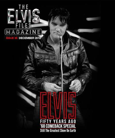 季刊写真誌『The Elvis Files Magazine』第26号