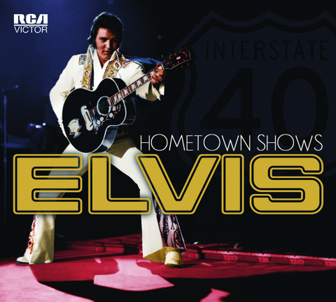 FTD-CD『The Hometown Shows』 (2-CD)