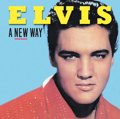 『Elvis : A New Way』(1-CD)