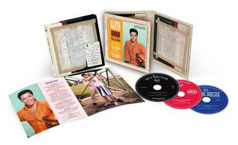 『Elvis: The Viva Las Vegas Sessions』(3-CDs)