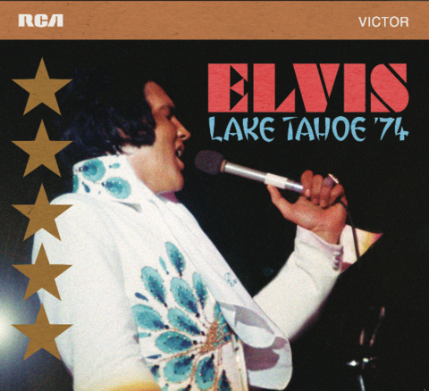 FTD-CD『Elvis : Lake Tahoe '74』(2-CDs)