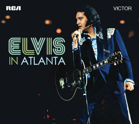FTD-CD『Elvis In Atlanta 75』(2-CDs)
