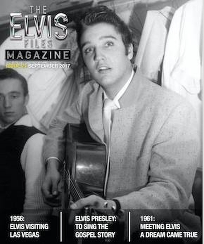 季刊写真誌『The Elvis Files Magazine』第21号