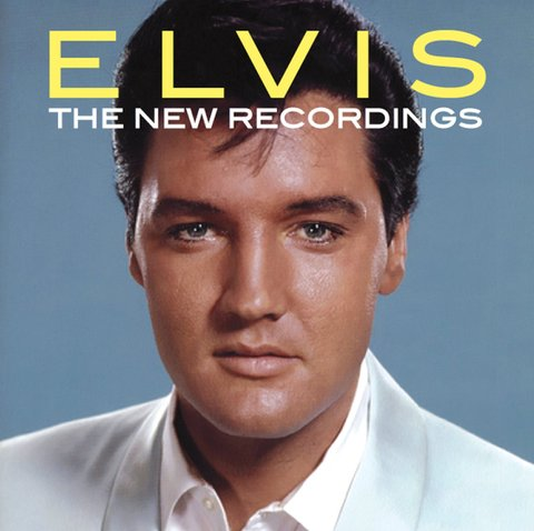 『Elvis:The New Recordings』(1-CD)