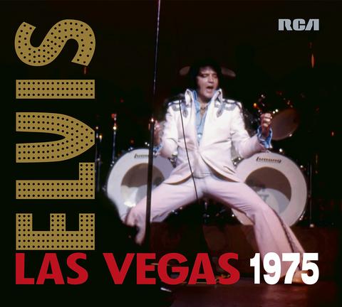 FTD-CD『Las Vegas 1975』(2-CDs)