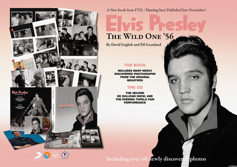 FTD写真集『The Wild One '56』(book and 1-CD)