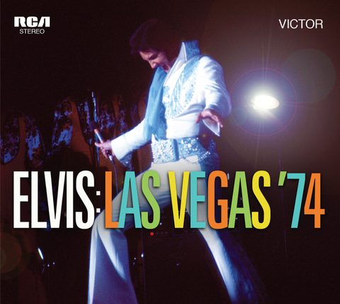 FTD-CD『Elvis : Las Vegas '74』(2-CDs)