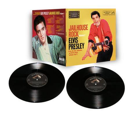 FTDレコード『Jailhouse Rock Vol.2』(2-LPs)
