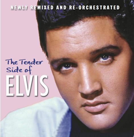 『The Tender Side of Elvis』(1-CD)