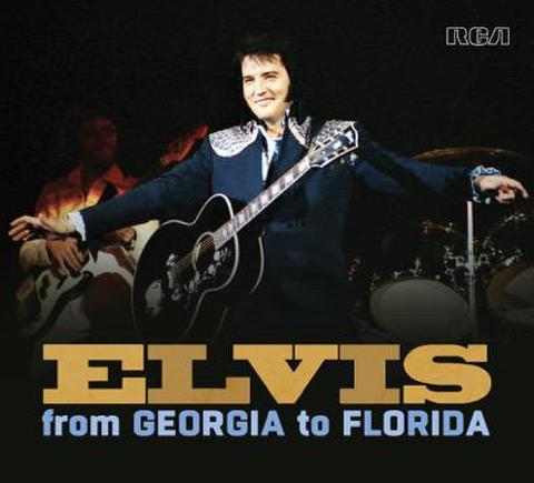 FTD-CD『Elvis: From Georgia To Florida』(2-CDs)