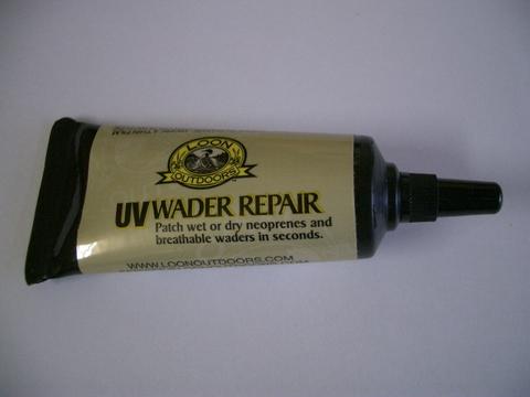 UV ウェイダーリペアー