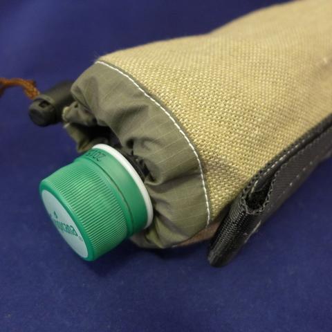 ヘンプ(麻)ボトルホルダー