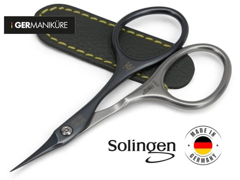 FINOX22           Self-Sharpening                Titanium Coated   【Fine Blade】                 GERmanikure社(ゲルマンクレー) Solingen