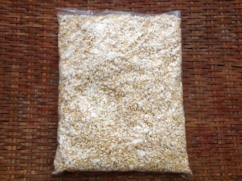 無農薬5分付米麹