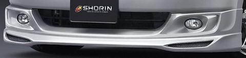 RG ステップワゴン フロントハーフスポイラー