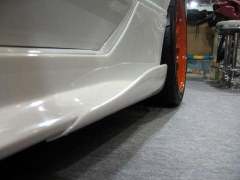 R32 GT-R サイドデュフューザ