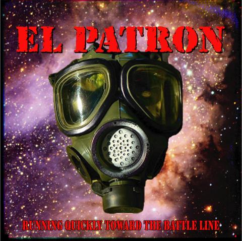 EL PATRON (KOREA) 1st Album RUNNING QUICKLY TOWARD THE BATTLE LINE
