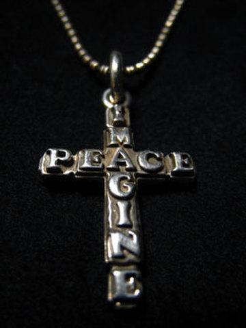 IMAGINE PEACEネックレスtypeB