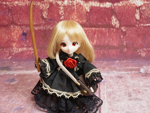 オビツ11用木刀・大刀