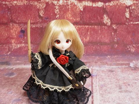 オビツ11用木刀・小刀