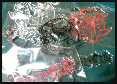 ROSENFELD Acryl Key Holder