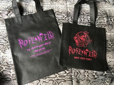 ROSENFELD・不織布BAG・2種類SET