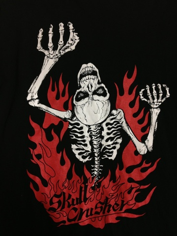 Skull Crusher T-SHIRT