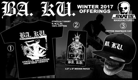 (予約)12月入荷 BA.KU. 衣類、小物
