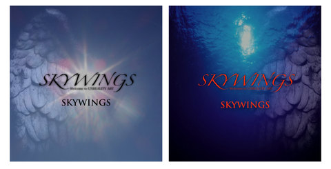 シングルCD「SKYWINGS」Type-A&Type-Bセット