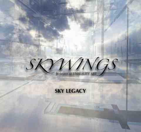CD「SKY LEGACY」