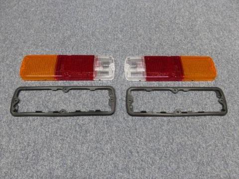 1973-1984 ランクル FJ40 US純正テールレンズ&ガスケット左右