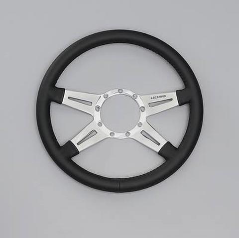 USA LECARRA レカラ ステアリングホイール MARK9 14inc ブラック