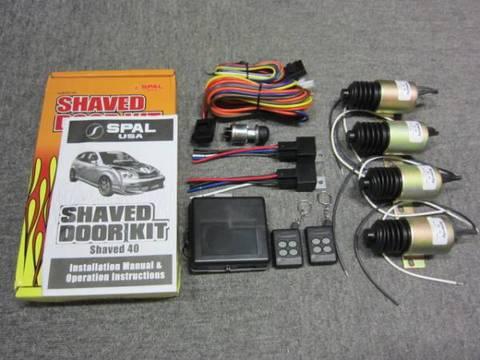 リモコン ポップドア シェイブ キット 4rd 用 (40lb ) フルキット