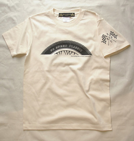 "【SSSC】S/S T-Shirts""K70"" Natural"